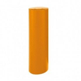 Tête à tête 40x120cm Mandarine en Rouleau prédécoupé de 24m - Colis de 6