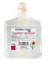 Gel main hydroalcoolique DEB cartouche 1L