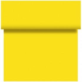 Tête à tête Soft 40x120cm Jaune foncé en Rouleau prédécoupé de 24m - Colis de 6