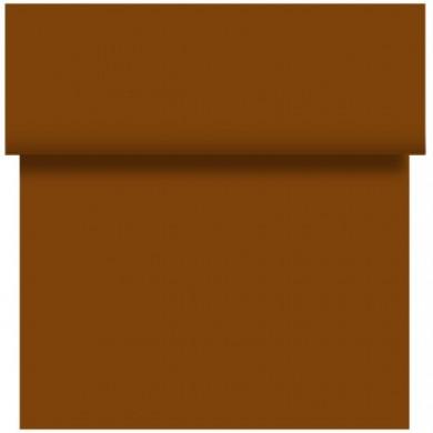 Tête à tête Soft 40x120cm Chocolat en Rouleau prédécoupé de 24m - Colis de 6