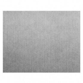 "Sets de table Texture ""Fil"" Airlaid Gris 30x40cm - Colis de 800"