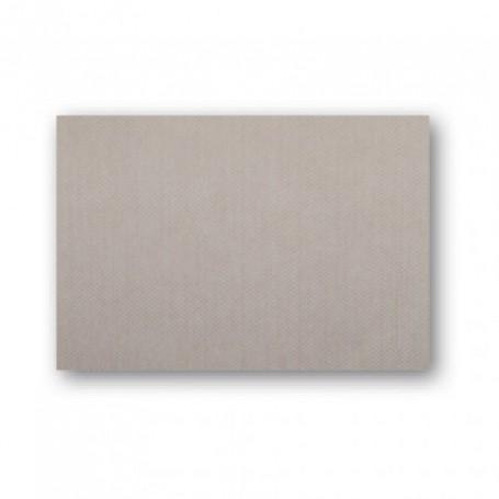 """Sets de table Texture """"Fil"""" Airlaid Chocolat 30x40cm - Colis de 800"""