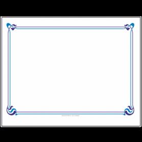 """Set de table modèle """"Maxim"""" Bleu Ciel 31x43cm - Colis de 2000"""