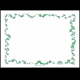 """Set de table modèle """"Floralia"""" 31x43cm - Colis de 2000"""