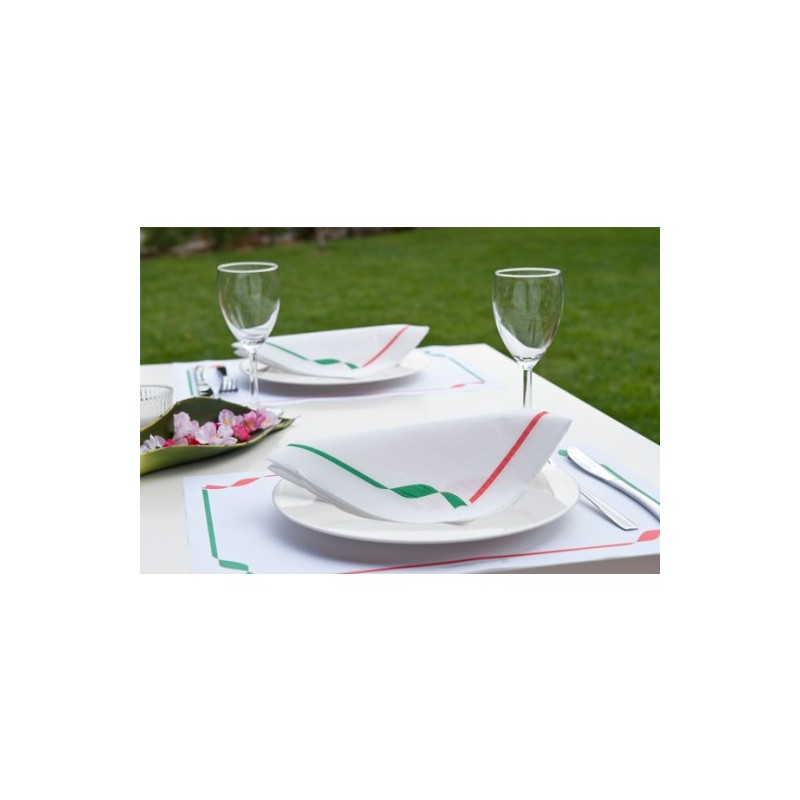 Set De Table Mod Le Trattoria 31x43cm Colis De 2000