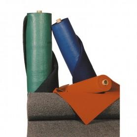 Tapis 3 en1 ITINERAIR fibres en vinyle en rouleau, largeur 1,22m - Le mètre linéaire