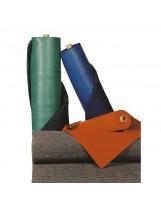 Tapis 3 en1 ITINERAIR PLUS fibres en vinyle en rouleau, largeur 1,22m - Le mètre linéaire