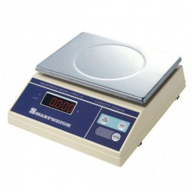 Balance Digital pour portions, Capacité 6kg, plateforme 18x23,5cm