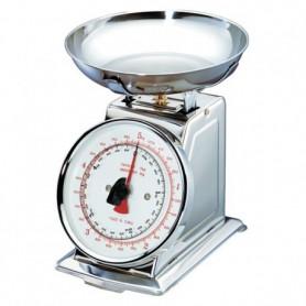 Balance mécanique 1 kg, Graduation 5g