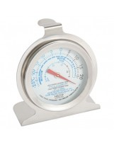Thermomètre pour réfrigérateur et congélateur en inox de -29°C à 20°C