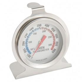 Thermomètre de cuisson en inox de 50°C à 300°C