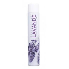 Désodorisant Parfum Lavande - Aérosol de 750ml