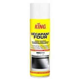 Décapant four sans coulures King - Aérosol de 500ml