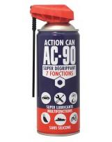 AC-90 7 fonctions, dégrippant et lubrifiant - Aérosol 400ml