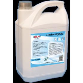 Lessive linge liquide professionnelle - Bidon de 5L
