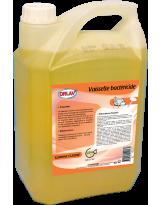 Liquide vaisselle plonge citron bactéricide - Bidon de 5L