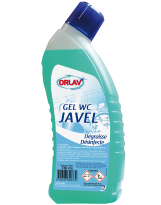 Gel wc javelisé - Flacon de 750ml