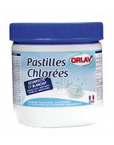 Chlore en pastilles - Pot de 500g