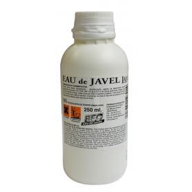 Javel concentrée 9,6% - 30 cruchons de 250ml