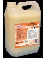 Shampoing gel douche corps et cheveux - Bidon de 5L