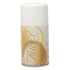 Recharge désodorisante Auney pour diffuseur parfum Vanille - Aérosol de 250ml