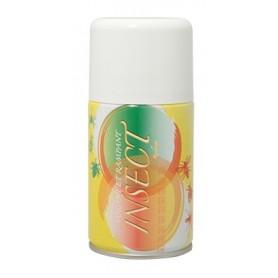 Recharge insecticide parfumée pour diffuseur - Aérosol de 250 ml