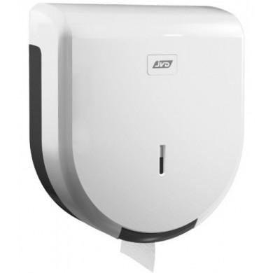 Distributeur papier maxi jumbo blanc en ABS