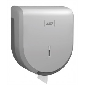Distributeur papier maxi jumbo gris en ABS