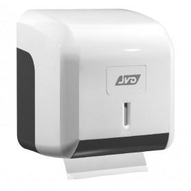 Distributeur papier toilette plat et rouleau en ABS