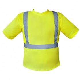 Tee-Shirt aéré Haute visibilité jaune