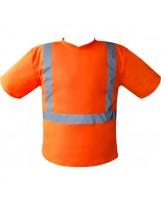 Tee-Shirt aéré Haute visibilité orange