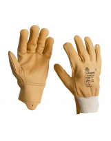 Gant de maîtrise en cuir hydrofuge 1549 EPA BEI - La paire