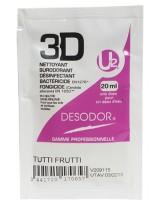 Détergent désinfectant surodorant Tutti frutti - Colis de 250 doses