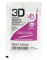 3D Détergent désinfectant surodorant Vent Frais - Colis de 250 doses