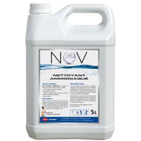 Détergent multi-usages ammoniaqué - Bidon de 5L