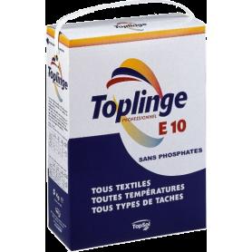 Top Linge - Lessive linge toutes températures - Valisette de 5 kg