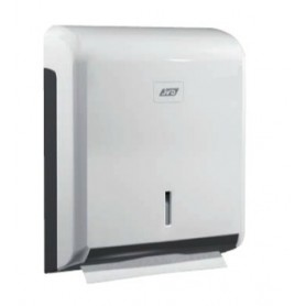 Distributeur essuie-mains Zig-Zag en ABS