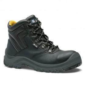 Chaussure haute en cuir BOA S3 - La paire