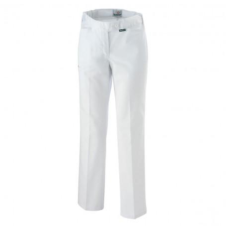 Pantalon EXALT'R femme Blanc