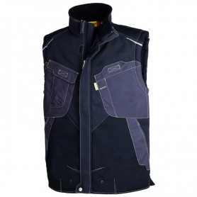 Gilet matelassé Out Force 2R noir