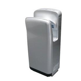 Sèche main à air froid pulsé gris métal - Unité