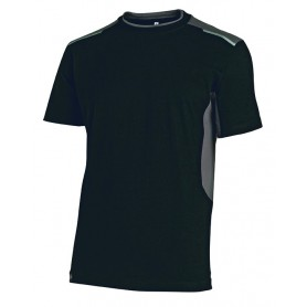 Tee-shirt Out Force 2R noir et charcoal - Lot de 3