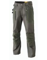 Pantalon technique avec poches genouillères Naturtech