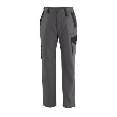 Pantalon Out Sum gris charcoal et noir