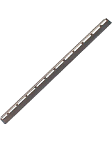 Barrette en S pour raclettes ErgoTec S et Pro, caoutchouc souple 35 cm