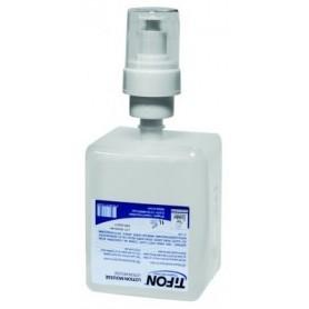 Lotion mousse désinfectancte Sanitizer - Carton de 6 cartouches de 1L