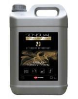 Détergent Sur-odorant SENSUAL 2D Parfum Fleur de Coton - Bidon de 5L