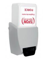 Distributeur pour cartouche de crème microbilles 4,5L