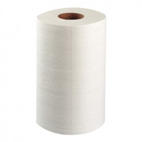 Essuie tout blanc 200 Formats de 24cm - Colis de 9