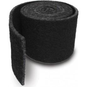 Abrasif en rouleau noir 14x300 cm